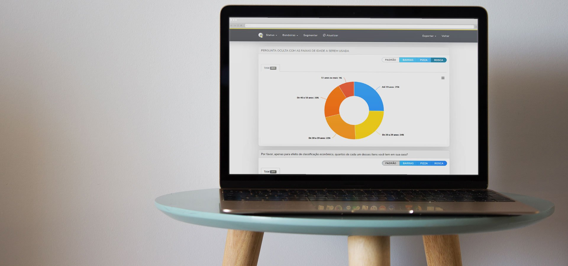 QualiBest cria plataforma para pesquisas rápidas
