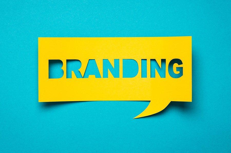 Usar o logotipo da marca ou apenas a escrita na aplicação do questionário quantitativo?