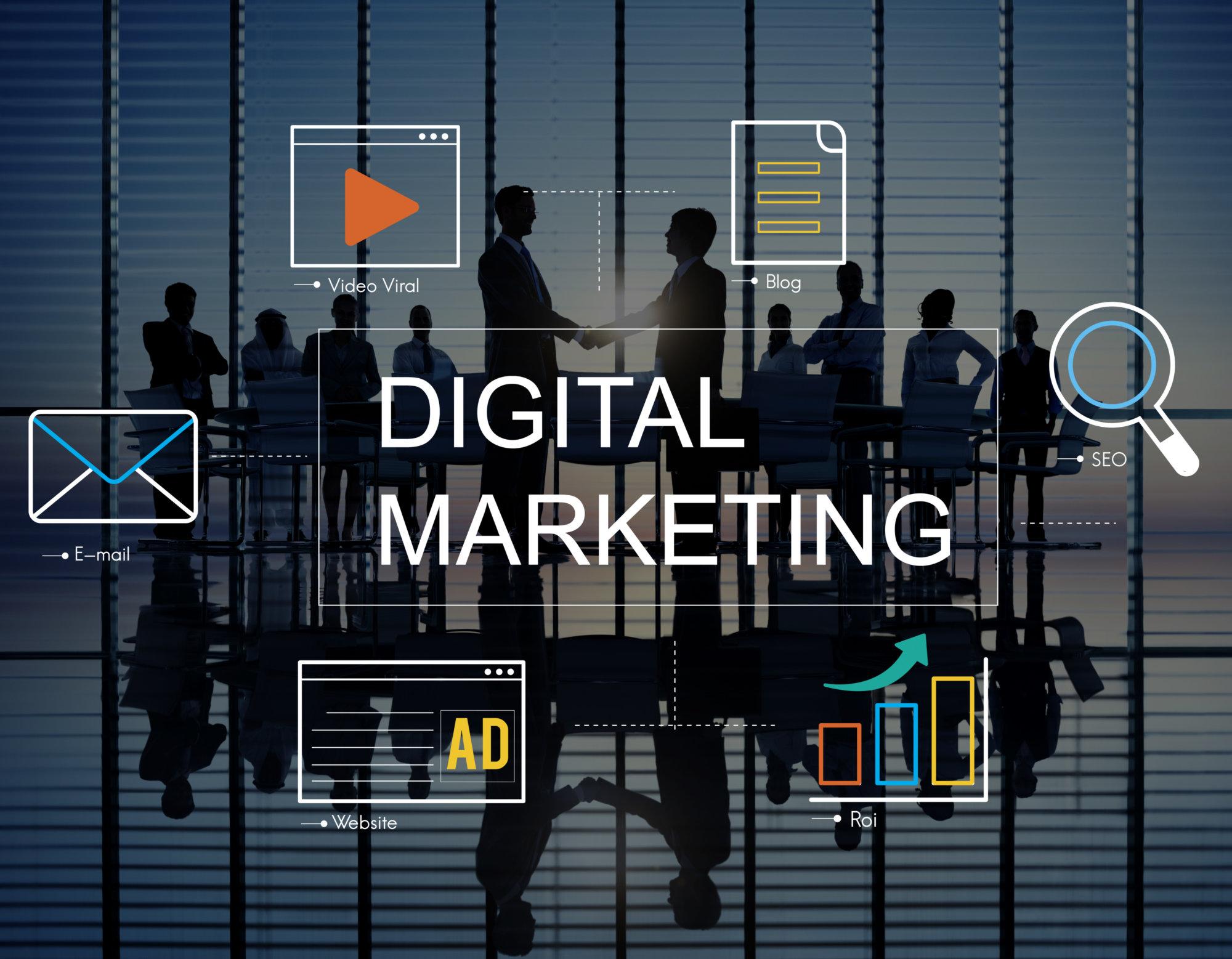Tendências de marketing digital para 2021