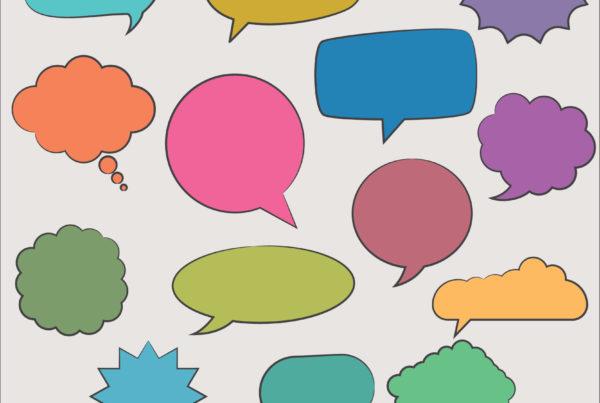 Conversa com público-alvo