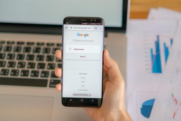 Ferramentas do Google para empresas