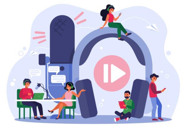 Como criar um podcast