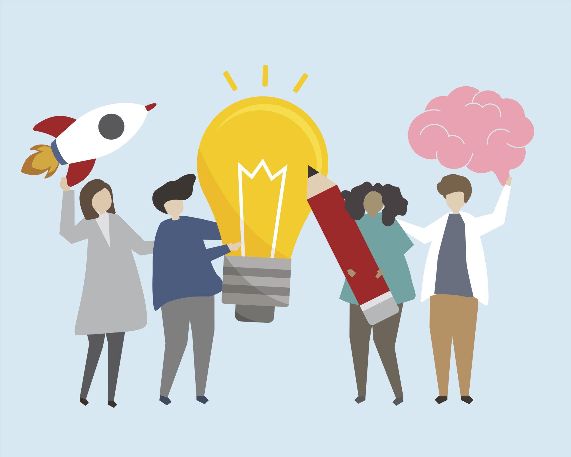 Como ter uma grande ideia no marketing digital