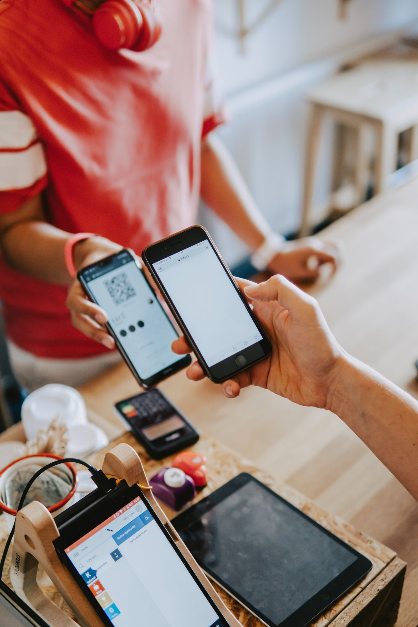 Digitalização nos meios de pagamentos