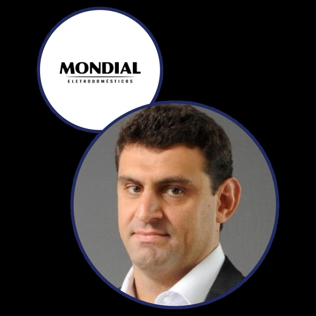 Eduardo Muniz - Dieretor de Marketing na Mondial